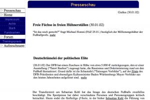 freistoss 2002